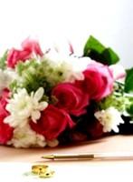 цветы значение невеста букет